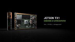「JETSON TX1」の性能