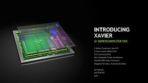 「XAVIER」の性能