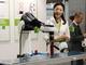 """""""肘""""のない安全な協働ロボット、三品業界での活用訴求"""