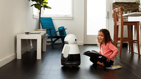家庭用ロボットの「Kuri」は2017年末にも市場投入の予定