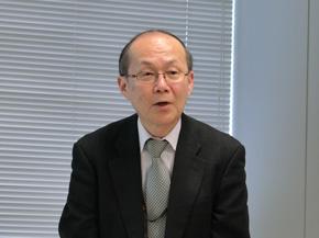 IPA/SEC 所長の松本隆明氏