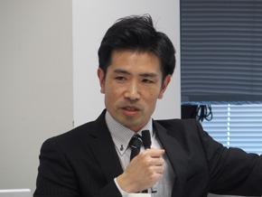 日産自動車の岡田学氏