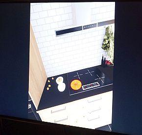 3D空間はAllegorithmicのソフトウェアで作成した