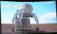 「THE NEW.」の月面アスリートローバー