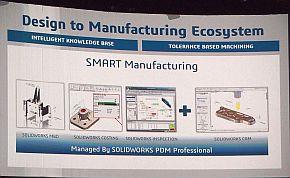「Design to Manufacturing」