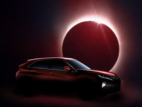 世界初披露の新型コンパクトSUVの車名は「エクリプス クロス」に
