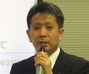 KDDIの原田圭悟氏