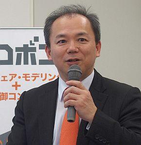 ETロボコン実行委員会の小林靖英氏