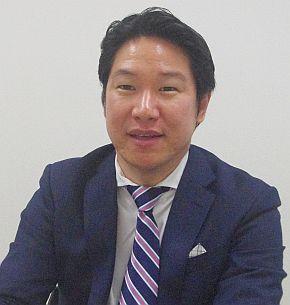 GLM社長の小間裕康氏