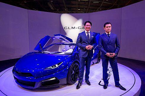 「パリモーターショー2016」で「GLM G4」を発表