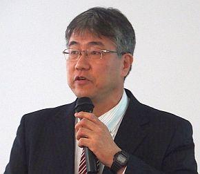 東北大学 電気通信研究所の羽生貴弘氏