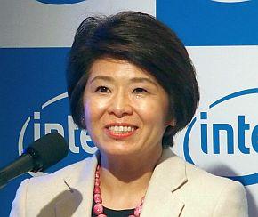 インテルの江田麻季子氏