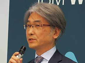 日本IBMの加藤陽一氏
