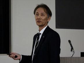 マツダの藤 和久氏