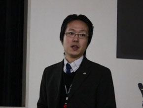 マツダの浅田照朗氏