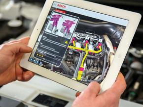 ネットワーク化技術によって修理や中古車購入時も利便性が向上する