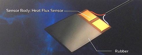 デンソーが開発したエナジーフローセンサーの構造