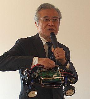 東洋大学 情報連携学部の学部長に就任する坂村健氏