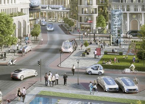 完全自動運転車や無人運転車は市街地の交通状況を改善する