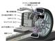 インホイールモーターの走行中ワイヤレス給電に成功、車載電池からも電力を供給