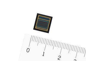HDRとLEDのちらつき抑制の両機能を同時に利用できる車載用高感度CMOSイメージセンサー「IMX390CQV」
