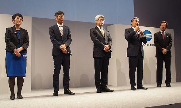 国内説明会では「Workplace Hub」のグローバルパートナーの日本法人からもあいさつがあった