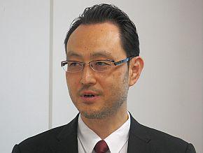 早稲田大学の天野嘉春氏