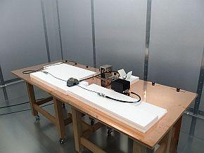 BCI試験の設備