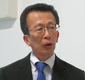 ヒロセ電機の岡野広明氏