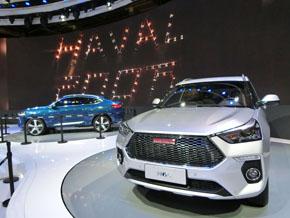 SUV市場で高いシェアを持つ、中国地場の長城汽車