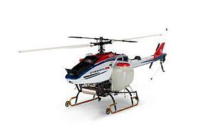 ヤマハ産業用無人ヘリ「FAZER R」