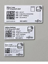 RFIDラベル「FUJITSU RFID Integrated Label」
