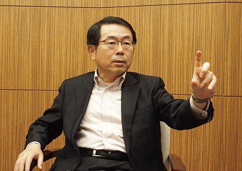 ルネサス エレクトロニクス 執行役員常務 兼 第二ソリューション事業本部本部長の横田善和氏