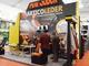 「カロセリ」「シート表皮張り替え」、インドネシアの個性豊かな出展社