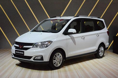 上海通用五菱汽車は、五菱(WULING)ブランドの新型MPVを展示したが、インドネシアでの車名や発売時期などは公表しなかった。ジャカルタ郊外の工場で生産されるということをアピールする目的だったようだ