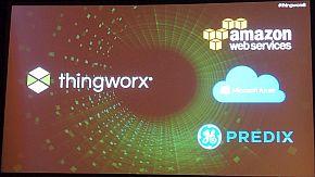 「AWS IoT」「Azure」「Predix」に対応