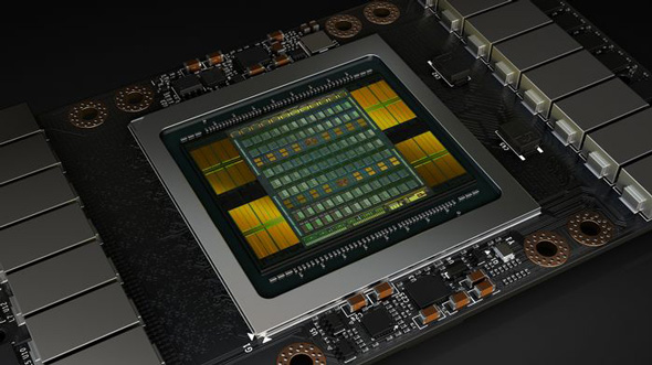「NVIDIA Telsa V100 data center GPU」