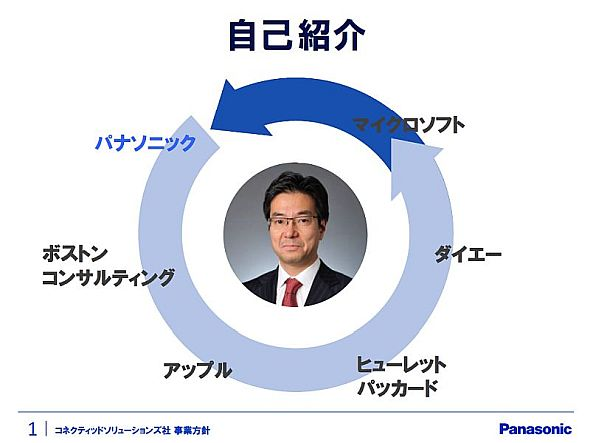 CNS社の社長に就任した樋口泰行氏の経歴