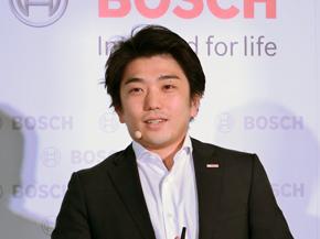 ボッシュの鈴木涼祐氏