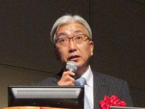 日産自動車の安徳光郎氏