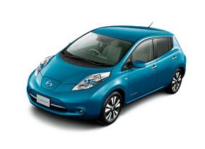 ゼロエミッションを実現する電気自動車
