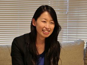 情報通信総合研究所 ICT基盤研究部 副主任研究員の吉岡佐和子氏