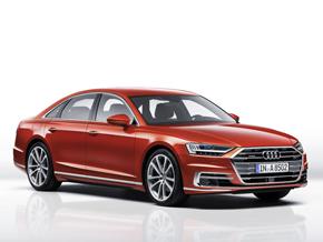 新型「A8」は2017年秋からドイツで発売する