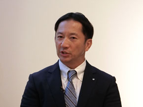 日の丸交通の富田和孝氏