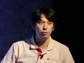cocoro SBの大浦清氏