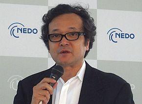 NEDO特別講座の研究開発責任者を務める大阪大学の八木康史氏