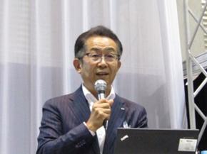 マツダの菖蒲田清孝氏