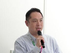 ディーエスエムジャパンエンジニアリングプラスチックスの永田裕介氏