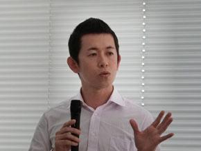 ディーエスエムジャパンエンジニアリングプラスチックスの森岡雅士氏