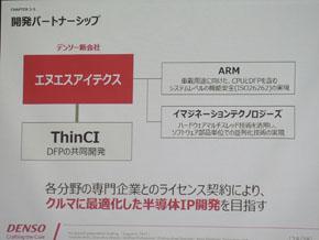 新会社は半導体IPを3社と共同開発する